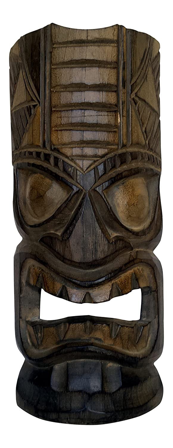 Well-known Amazon.com: Seaside Accents Tiki Mask Wall Decor, 12 Inches: Home  CJ03