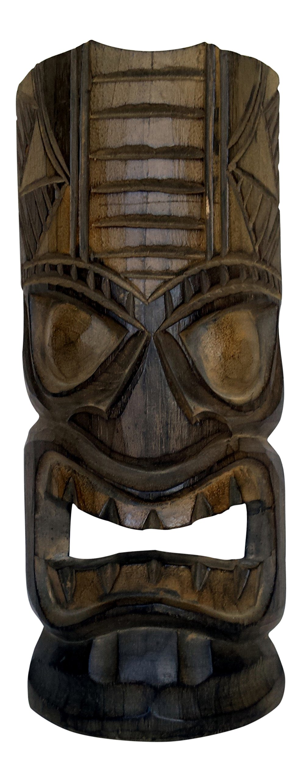 Seaside Accents Tiki Mask Wall Decor, 12 Inches by Seaside Accents