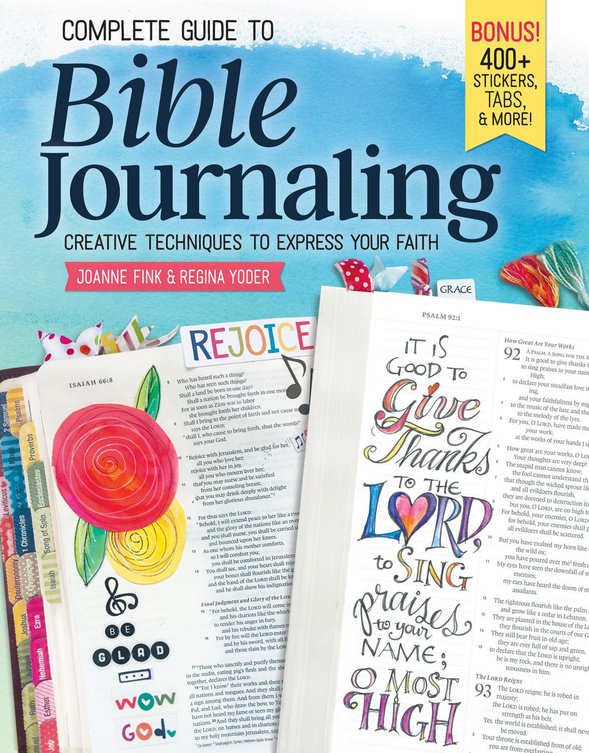 Complete Guide Bible Journaling Techniques product image