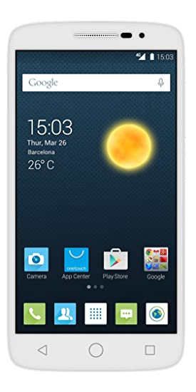 Alcatel Onetouch Pop 2 - Smartphone libre Android (pantalla 5 ...