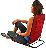 Kawachi Folding Floor And Yoga Picnic Camping Meditation Chair