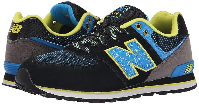 New Balance - KL574O3G - KL574O3G - Farbe: Blau-Gelb-Schwarz - Größe: 40.0:  Amazon.de: Schuhe & Handtaschen