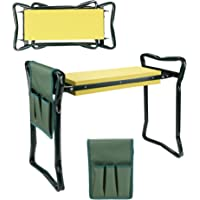 Homdox Folding Garden Kneeler and Seat