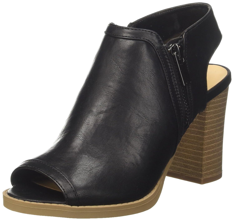 BATA 721254, Zapatos de Tacón con Punta Abierta para Mujer