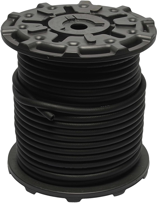 50 psi Continental Elite 65128 3//8 ID Fuel Hose SAE 30R7-25 Length