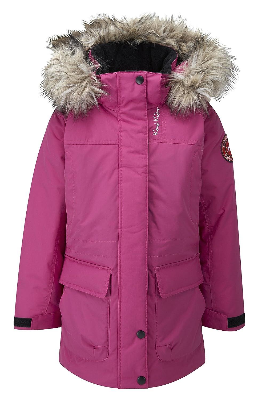 Kozi Kidz Girls' Alaska Parka Coat B00M0I4OTI