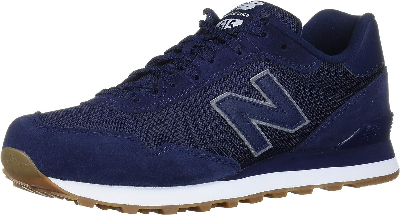 New Balance 515v1, Zapatillas Deportivas. para Hombre, Pigmento Blanco, 47.5 EU