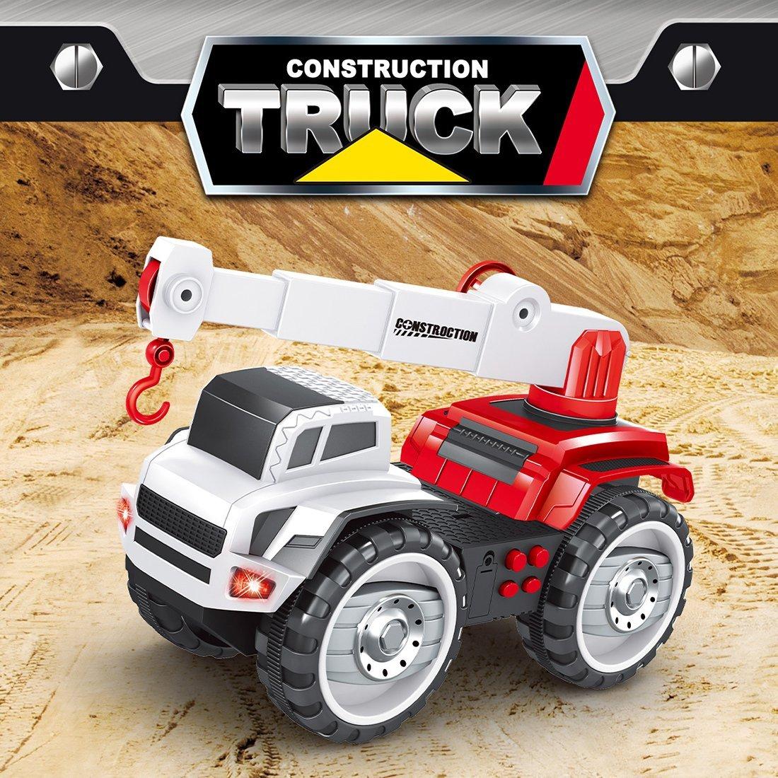 deAO Camiones de Construcción a Fricción - Camión de Arrastre y ...
