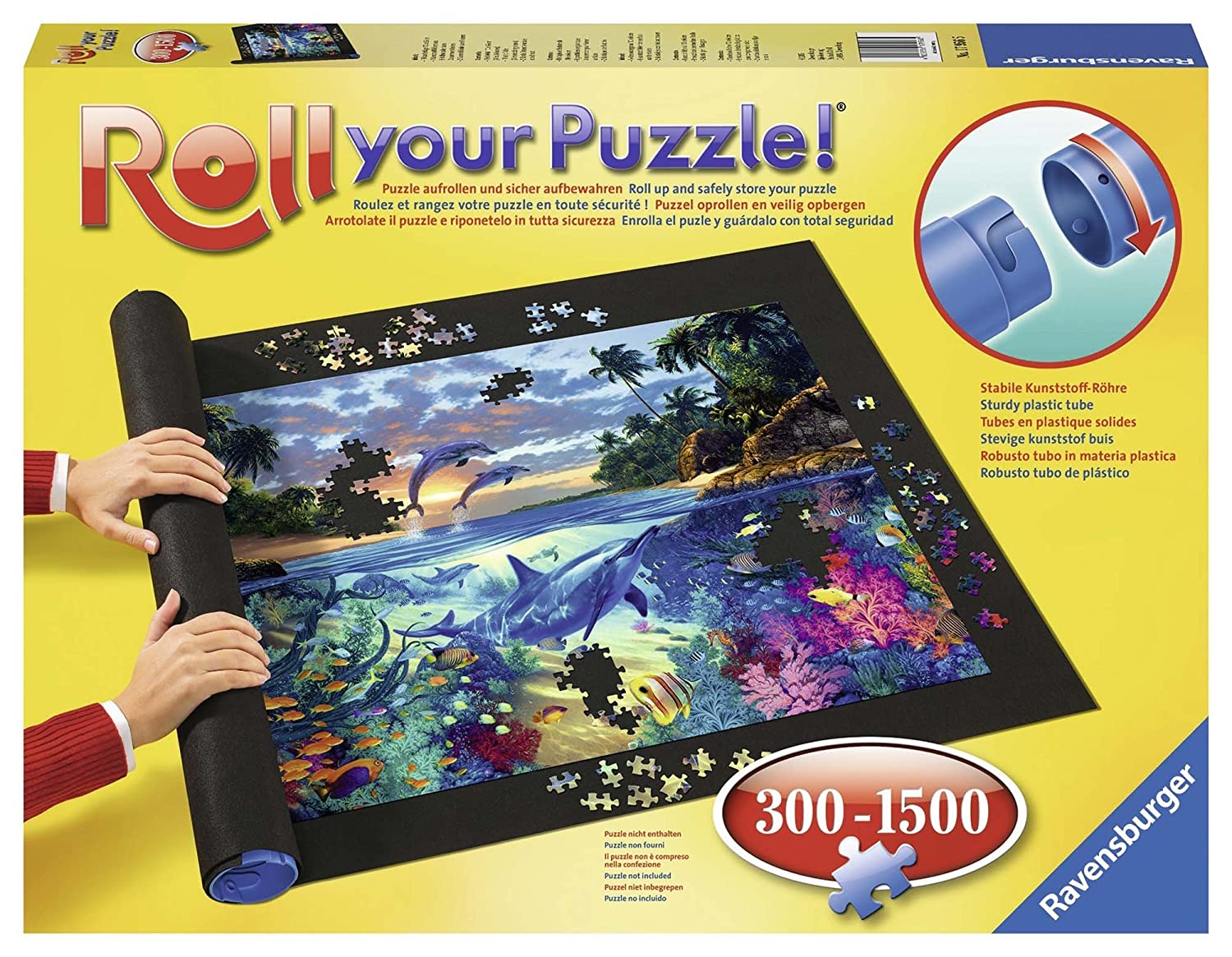 Ravensburger 17956 5 Roll Your Puzzle
