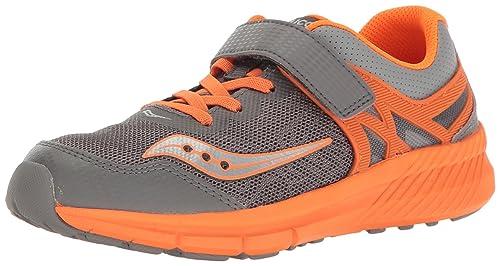 0f4cab68912f Saucony Velocity A C Running Shoe (Little Kid)