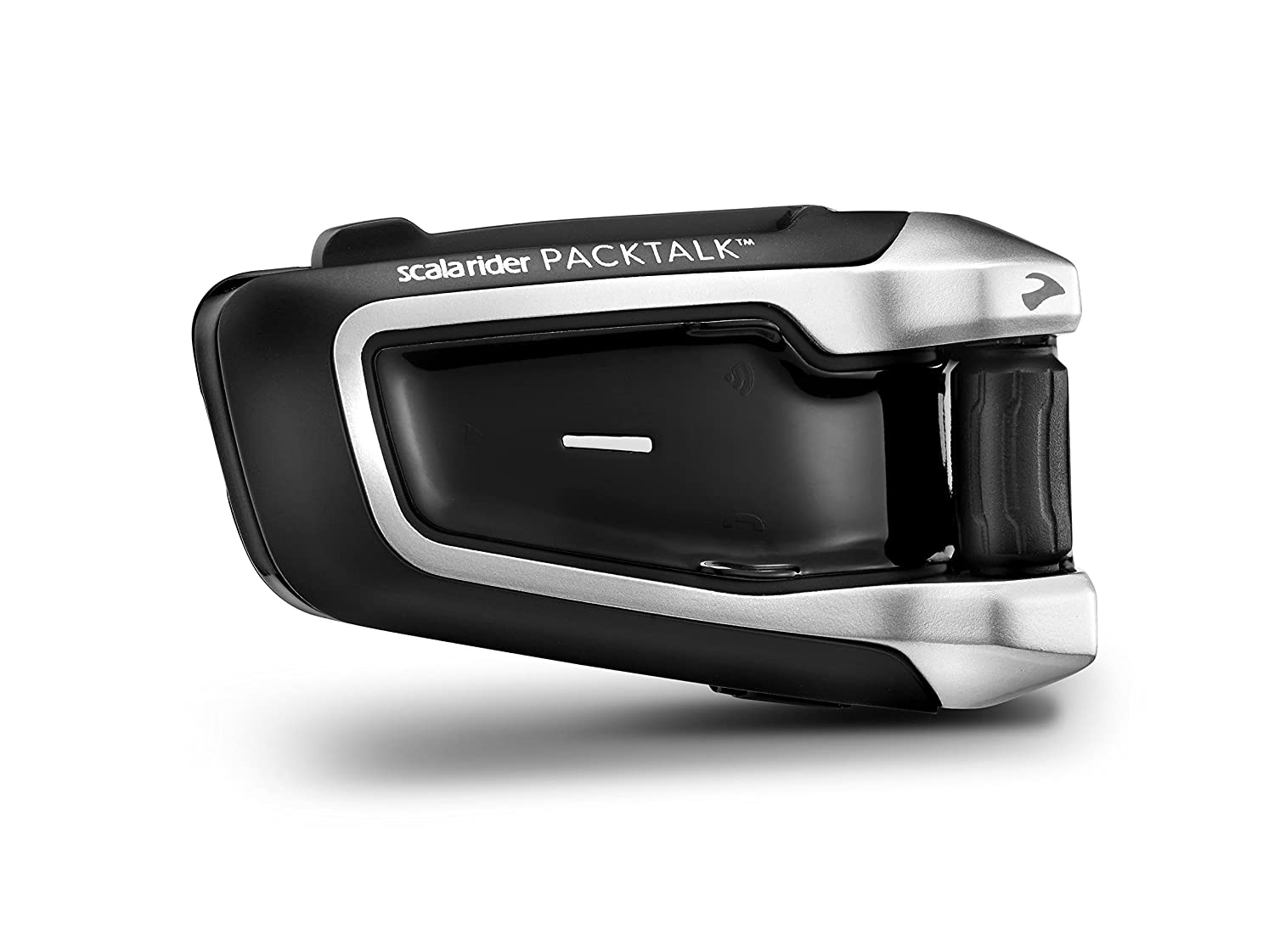 0f68ad8e88c Cardo scala rider PACKTALK - Bluetooth 4.1 and DMC Mesh Technology  Motorcycle Communication and Entertainment System with HD Audio, Connect 2  to 15 riders ...