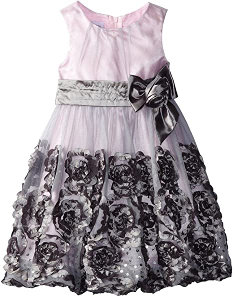 Amazon.com: Bonnie Jean Big las niñas Burbuja Vestido de ...
