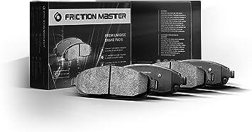 Front Disc Brake Rotors And Semi-Metallic Pads Kit For Chevrolet S10 GMC Blazer Sonoma Jimmy S15 Cadillac Eldorado Oldsmobile Buick Riviera Seville Bravada Toronado Typhoon Syclone