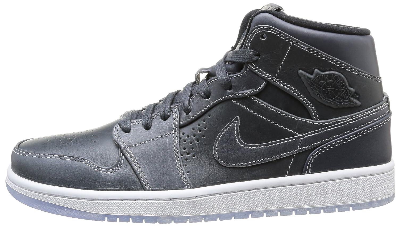 hot sale online 91d71 33771 Amazon.com   NIKE Air Jordan 1 Mid 629151-004 Mens Shoes   Basketball