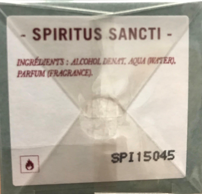 Spiritus Sancti Travel Room Spray 1.2 oz by Cire Trudon