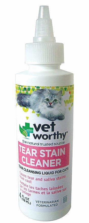 Amazon.com: Vet Worthy Tear mancha Limpiador para Mascotas ...