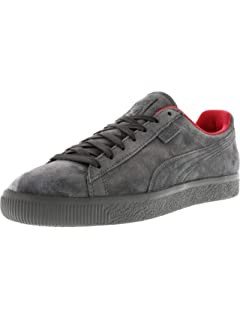 3ab2144051c7 PUMA Men s X Staple Clyde Ankle-High Suede Fashion Sneaker