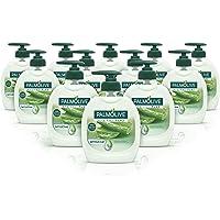 Palmolive Handtvål Sensitive Aloe Vera Storpack, Extra Hygienisk Flytande Tvål, Passar Barn och Vuxna med Känslig Hud…