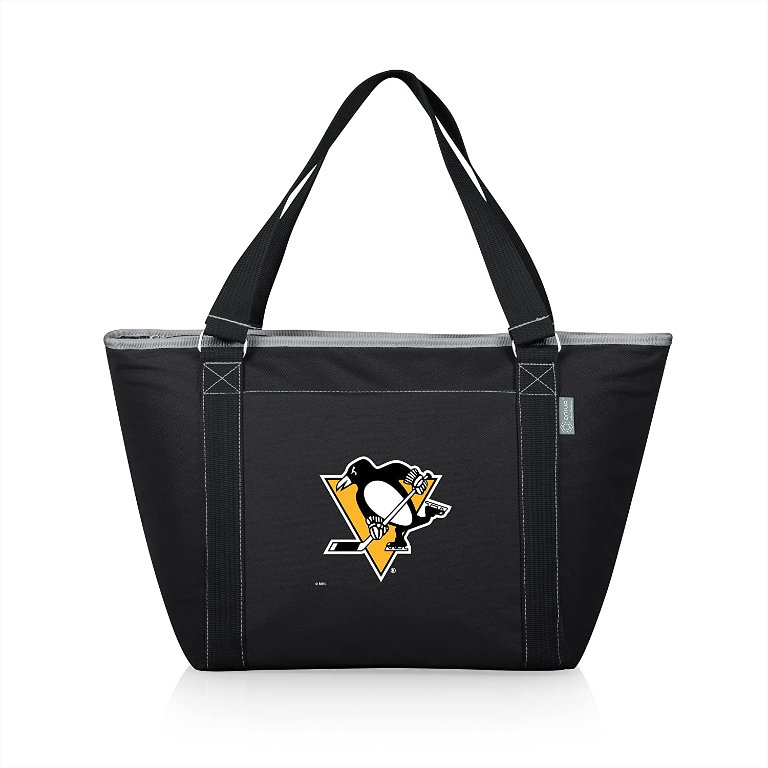PICNIC TIME NHL Pittsburgh Penguins Topanga Insulated Cooler Tote