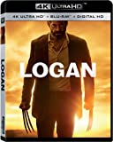 Logan (includes Noir Version) [4K Ultra HD Blu-ray + Blu-ray] | DOLBY ATMOS | Includes SLIPCOVER | 4 Discs | IMPORTED from USA | 20th Century Fox | ACTION DRAMA SCI-FI HUGH JACKMAN UNCENSORED UNRATED | IN STOCK | Ships From NEW DELHI next Business Day