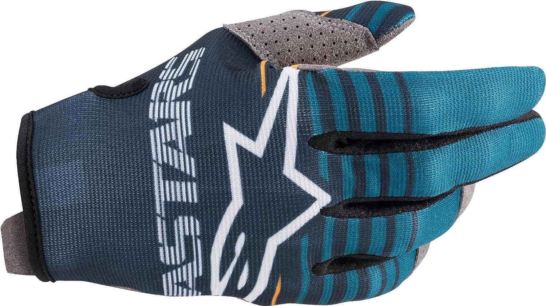 Alpinestars Radar Motocross Handschuhe Navy//Gray-XL