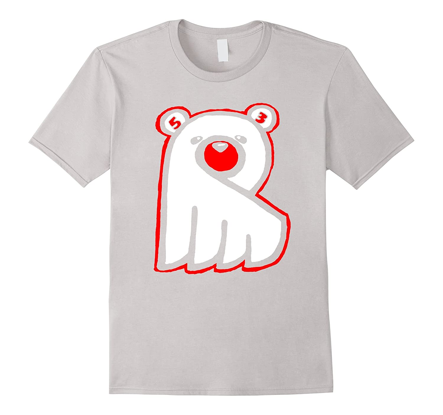 Ghost Bear IV T shirt  Various color-RT