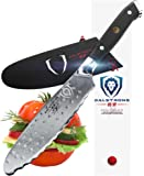 "Dalstrong Ultimate Utility Knife - Shogun Series X - 6"" Sandwich Knife and Spreader- Japanese AUS-10V - Vacuum Treated - Guard Included"