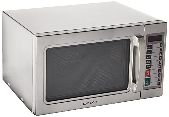 edc294a6aed Amazon.com  Daewoo KOM-9P5CES Commercial Microwave Oven 1.0 Cu. Ft ...
