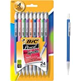 BIC Xtra-Sparkle Mechanical Pencil 5X9BR, Medium Point (0.7 mm), 96-Count