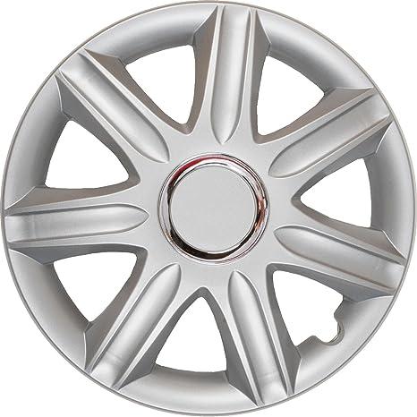 Albrecht Automotive 39095 Radzierblende Samoa Nylon Lux 15 Zoll 1 Satz Auto