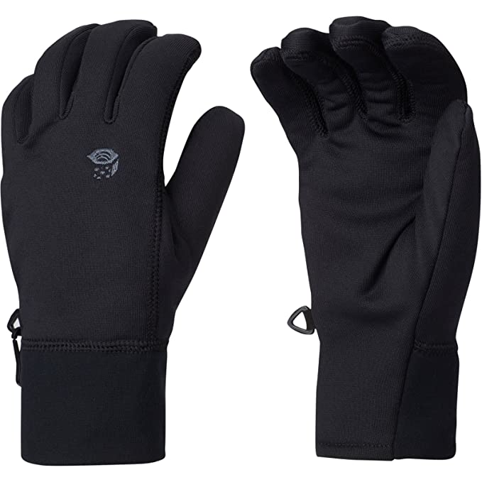 ca0fb302a Amazon.com: Mountain Hardwear Men's Power Stretch Glove: Clothing