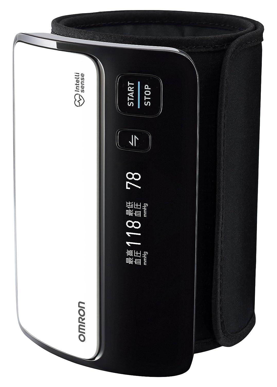 オムロン 上腕式血圧計 ホワイト HEM-7600T-W B01N6ZJ8SE ホワイト ホワイト