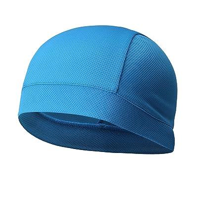GITVIENAR Outdoor Sport Breathable Sweat Riding Motorcycle Biking Semi-Circular Hood Sweatbands Fitness Headband