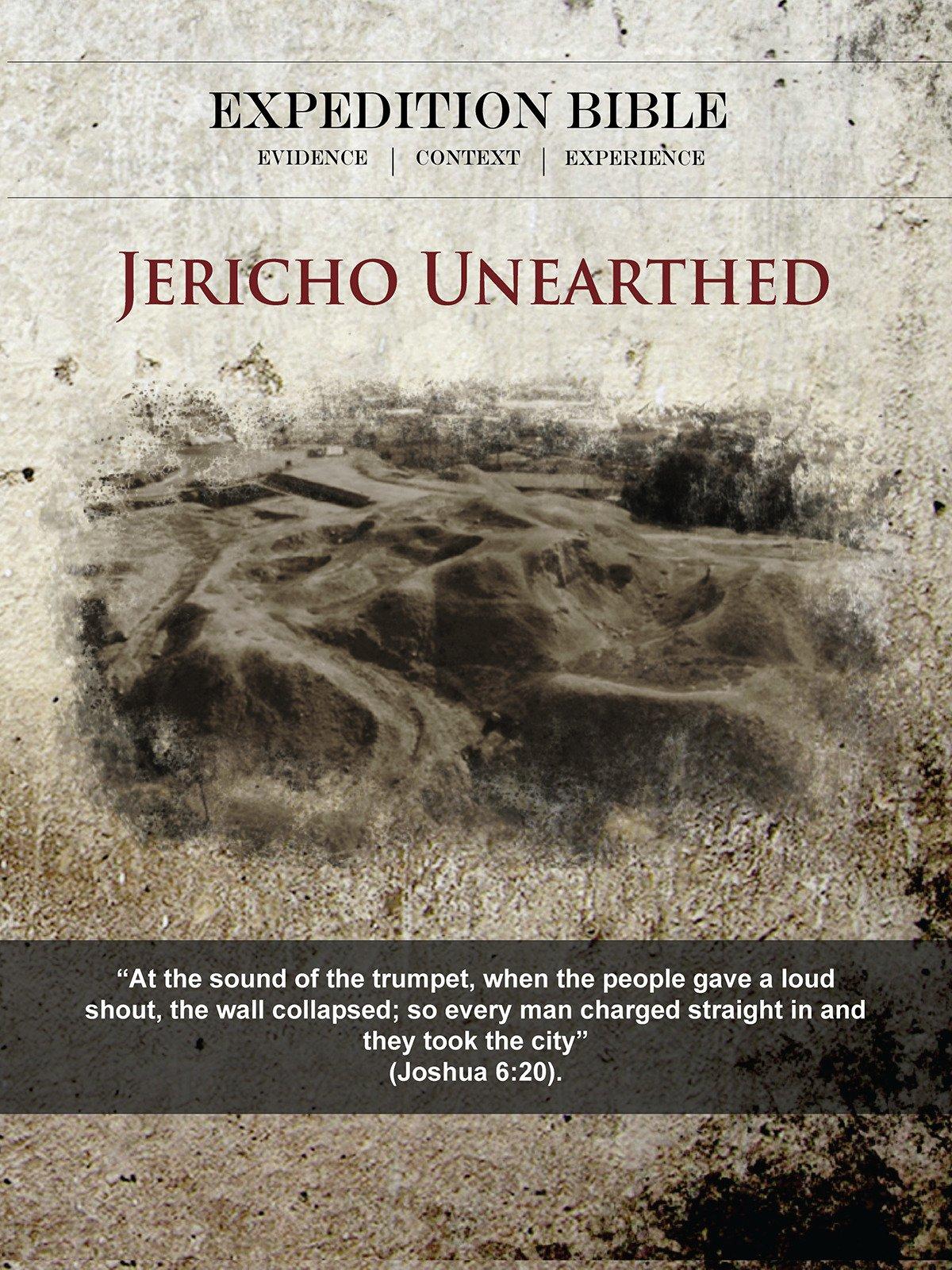 Amazon: Expedition Bible: Jericho Unearthed: Joel Kramer, Sourceflix  Inc: Amazon Digital Services Llc