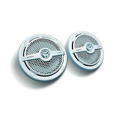 Sony XSMP1621 6 1/2-Inch coaxial 2-way Marine Speaker: Car Electronics