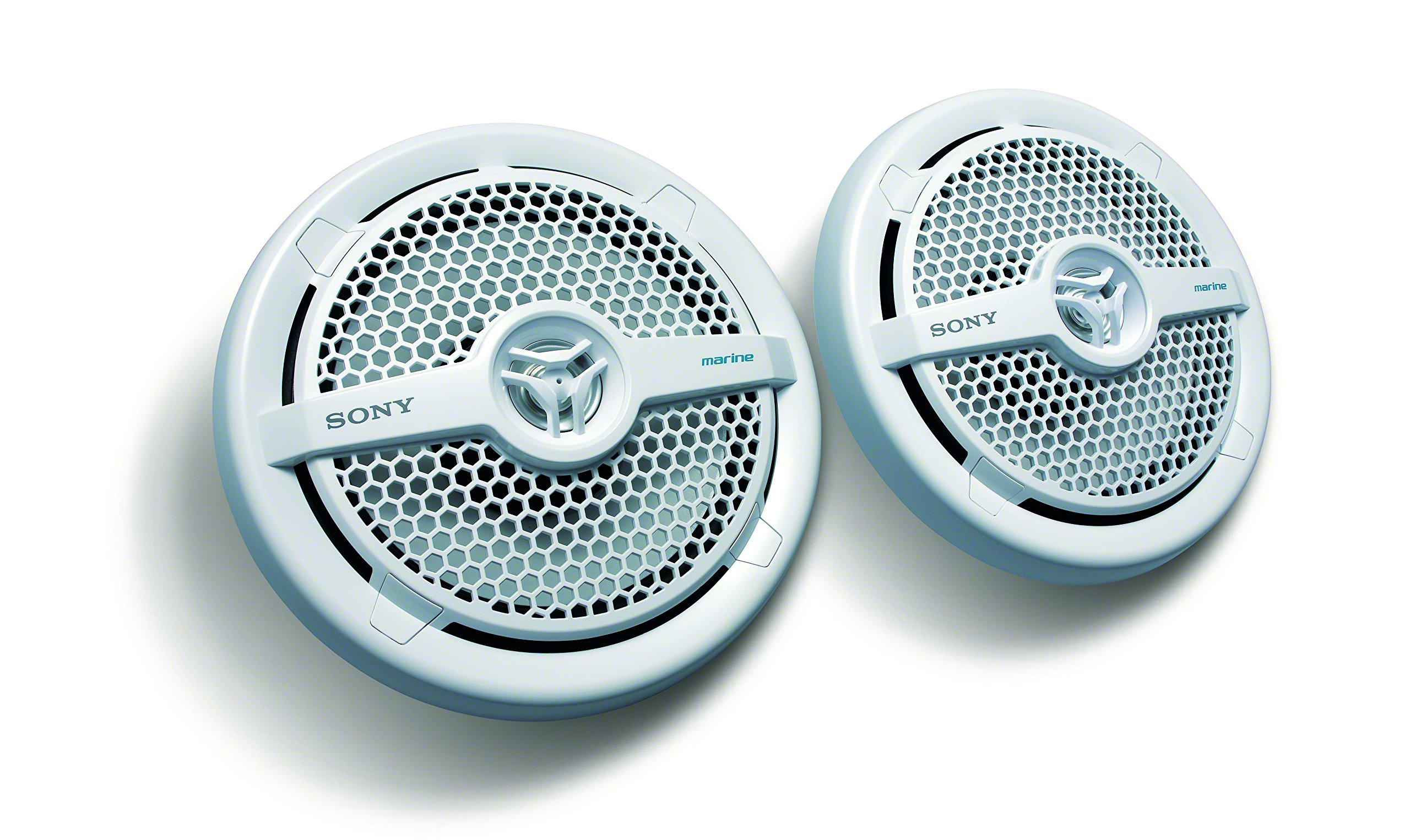 Sony XSMP1621 6 1/2-Inch coaxial 2-way Marine Speaker