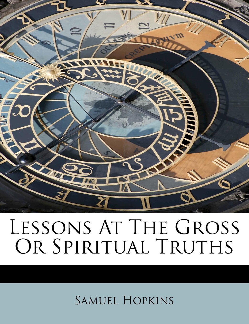 Download Lessons At The Gross Or Spiritual Truths pdf
