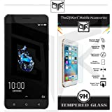 Coolpad Cool Play 6 Tempered Glass - TheGiftKart Premium HD Tempered Glass Screen Protector