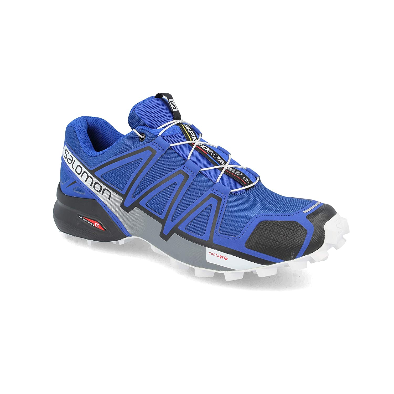 Salomon Speedcross 4, 4, 4, Scarpe da Trail Running Uomo   Prima qualità  a33f4c