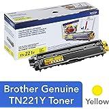 Toner Brother Tn-221y Yellow Hl-3140 Mfc-9130 9340 Original