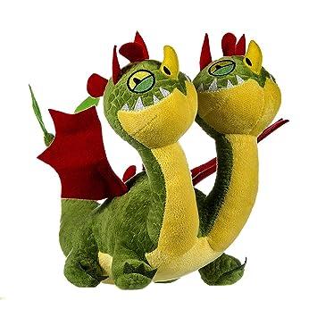 12 how to train your dragon hideous zippleback soft plush toy 12quot how to train your dragon hideous zippleback soft ccuart Gallery
