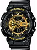 Casio Herren-Armbanduhr XL G-Shock Style Series Chronograph Quarz Resin GA-110GB-1AER