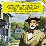 Ives: Symphony No. 2 / The Gong on the Hook & Ladder, or Firemen's Parade on Main Street / Tone Roads No. 1 / Hymn: Largo Cantabile, for String Orchestra / Hallowe'en / Central Park in the Dark / The Unanswered Question
