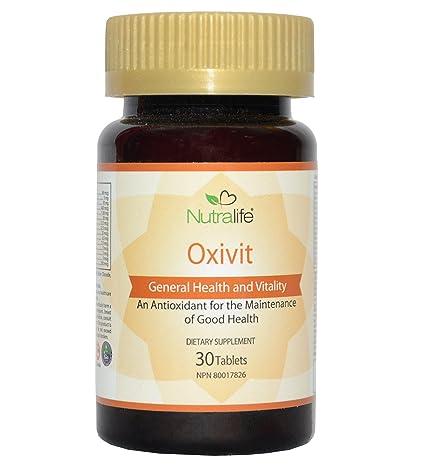 Buy Nutralife Oxivit Multivitamin Biotin Calcium Iodine Iron