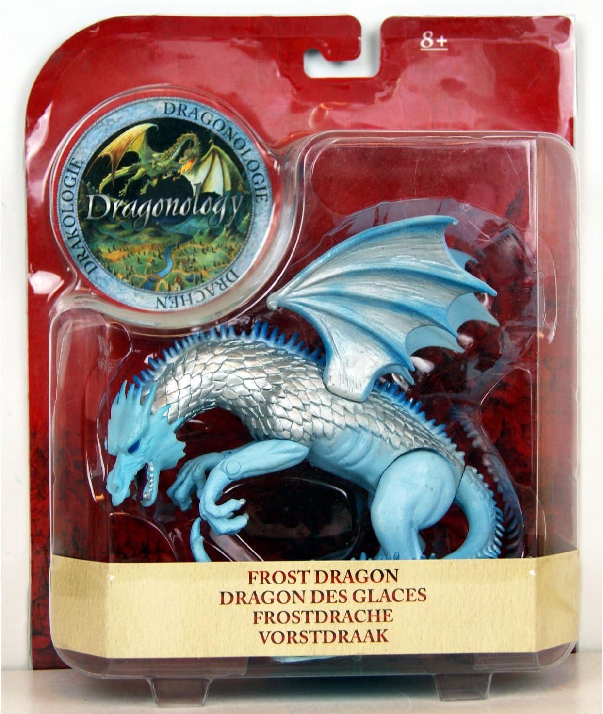 Dragonology Frost Dragon by Sababa Toys: Amazon.es: Juguetes y juegos