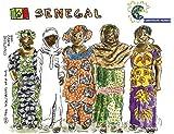 Sketching en Senegal Colaboración con la ONG Construye Mundo