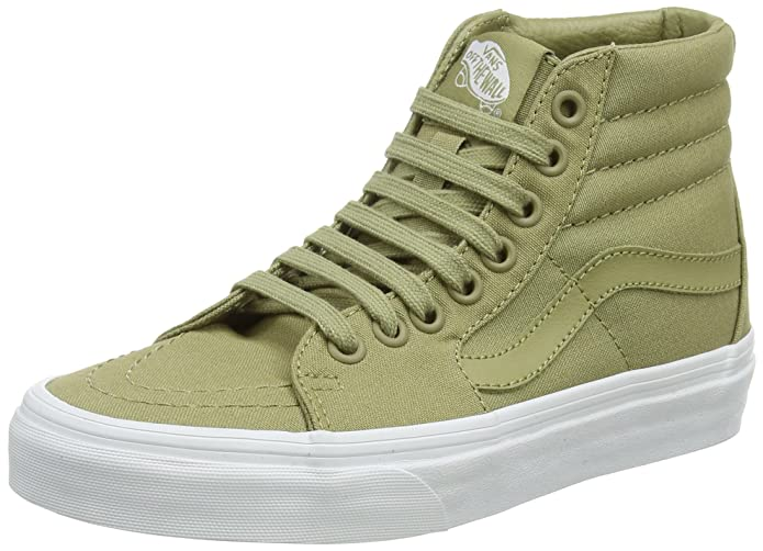 Vans Sk8-hi Schuhe Unisex-Erwachsene Textil grün