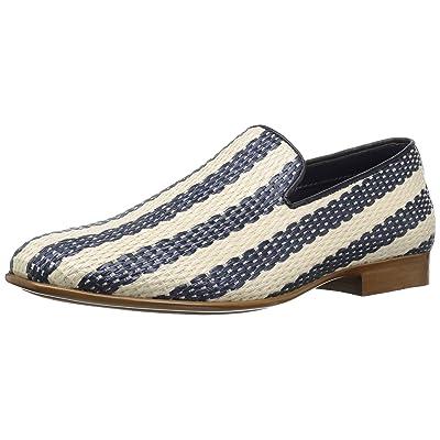 ALDO Men's DAHLBY Loafer, Navy, 9- D US: Shoes