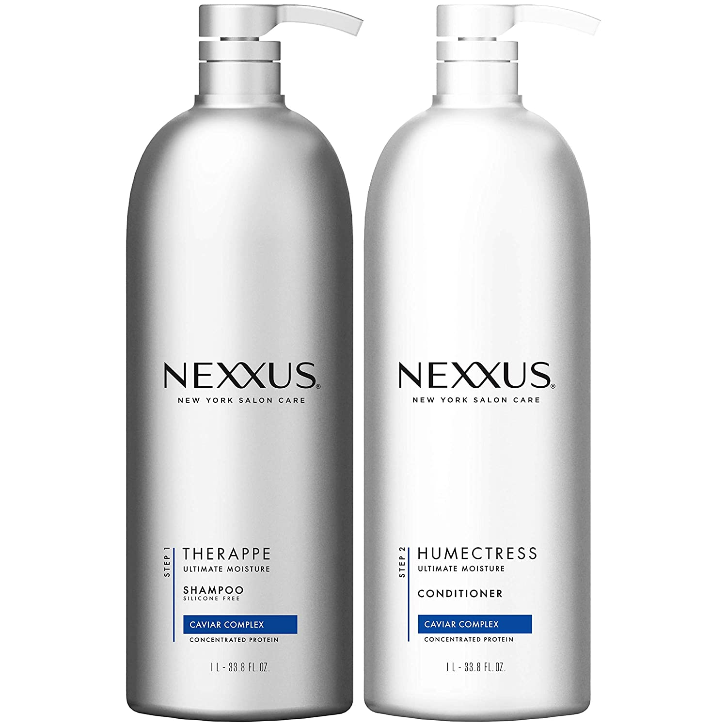 Nexxus Therappe Humectress Combo Pack Shampoo and Conditioner 33.8 oz, 2 count