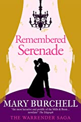 Remembered Serenade (Warrender Saga Book 9) Kindle Edition